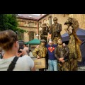 Widowisko multimedialne INDUNAUCI - finał INDUSTRIADY 2019, Muzeum Śląskie / fot. BP Tomasz Żak