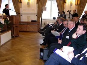 Spotkanie odbyło się w Urzędzie Miejskim w Bielsku- Białej