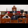 XX Sesja Sejmiku Województwa Śląskiego. fot. Tomasz Żak / UMWS