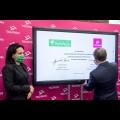 Podpisanie listów intencyjnych z TAURON Polska Energia.fot. Tomasz Żak / UMWS