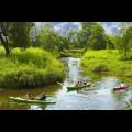 Spływ rzeką Rudą fot. www.slaskie.travel